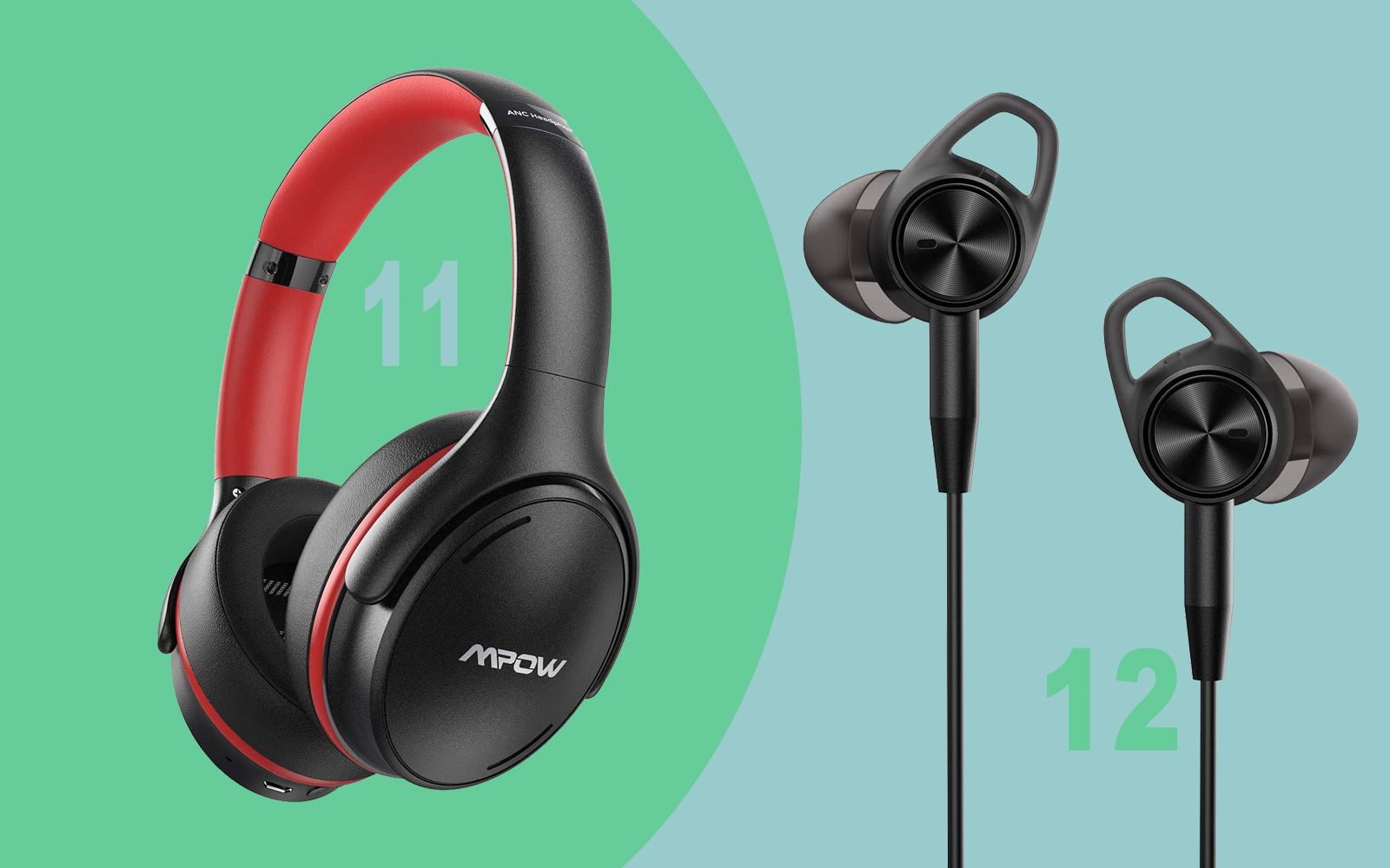 Best Noise Cancelling Headphones Under $50